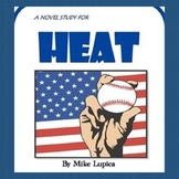 HEAT, by Mike Lupica: A Book Club Workbook & Key