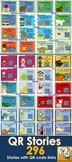 HUGE QR Code Bundle - 296 stories! *K-2 Listening Centers