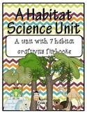 Habitat Flipbooks (7 World Habitats)