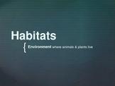 Habitat PowerPoint Presentation
