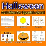 Halloween Bingo and Song (Mp3)