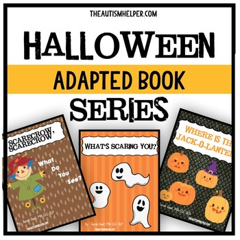 Halloween Adapted Book Series