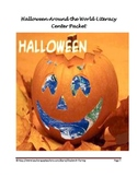 Halloween Around the World Literacy Center Packet