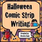 Halloween Comic Strip Writing