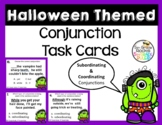 Halloween Conjunction (coordinating and subordinating) Tas