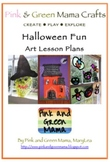 Halloween Fun Art and Craft Lessons