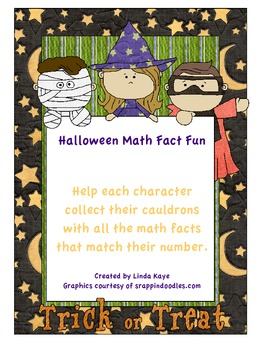 Halloween Math Facts