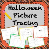 Halloween Picture Tracing