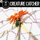 Halloween STEM Design Challenge: Creature Catcher