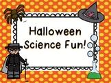 Halloween Science Fun!