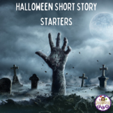 Halloween Short Story Starters (Aligned with the CCSS for