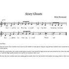Halloween Song - Scary Ghosts