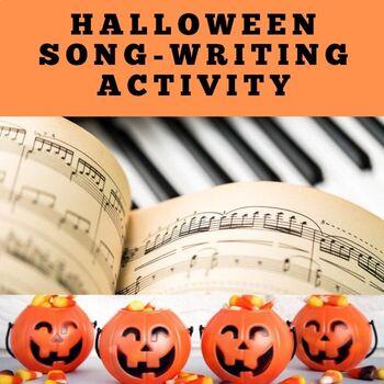 Halloween Songs Exercise
