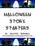 Halloween Story Prompts Writing Center