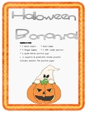 Halloween Subjects & Predicates, Word Games, Dictionary Skills