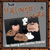 Halloween Treats Freebie