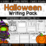 Halloween Writing Booklet {For the Upper Grades}