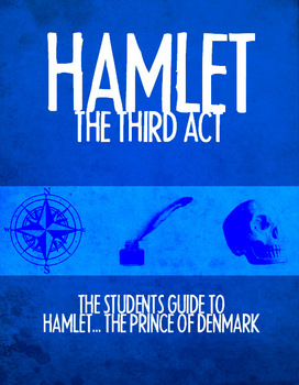 Hamlet Act III Study Guide with Teacher's Notes