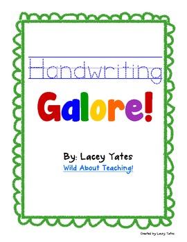 Handwriting Galore