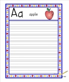 Handwriting Templates for Smartboard