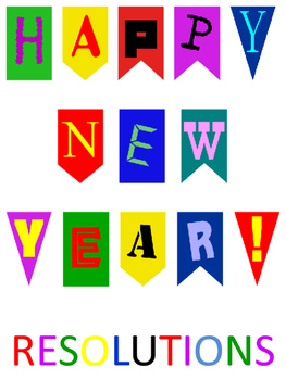 Free! Happy New Year Resolutions