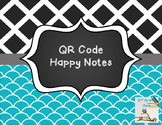 Happy Notes QR codes