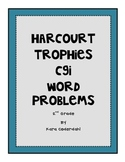 Harcourt Trophies CGI Word Problems for 2nd Grade