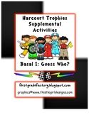 Harcourt Trophies Supplement: Guess Who?