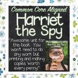 Harriet the Spy Literature Guide