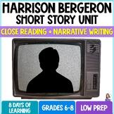 Harrison Bergeron by Kurt Vonnegut Unit