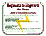 """Harry Potter"" Hogwarts to Hogwarts, game similar to Apple"