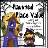 Haunted Place Value with the Common Core