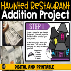 Haunted Restaurant Addition Project