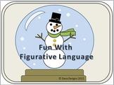 Having Fun with Figurative Language