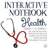 Interactive Health Notebook