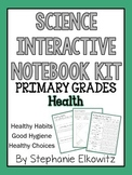 Health Interactive Notebook Activities (Primary Grades)