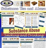 Health - Substance Use & Abuse - Smoking, Drugs, Drinking,