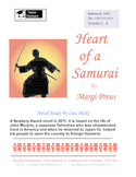 Heart of a Samurai by Margi Preus: Novel study for Grades 5-8