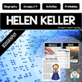 Helen Keller: A Nonfiction Resource for Grades 3-5