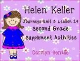 Helen Keller Journeys Unit 3 Lesson 14 Second Grade Supple