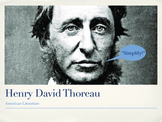 Henry David Thoreau Biography and Background (with Walden