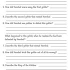 Hershel & the Hanukkah Goblins Literature Unit