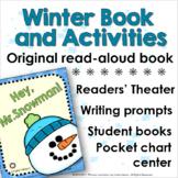 Mr.Snowman! Book and Literacy Center Activities