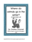 Hibernation Unit: teacher book, 3 class booklets, 10 frames +more