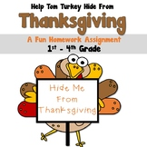 Hide Tom Turkey