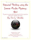 Historical Thinking using the Iceman Murder Mystery:  Otzi