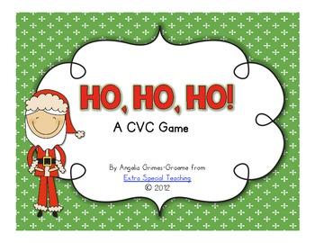 Ho, Ho, Ho! - A CVC Game