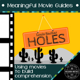 Movie Follow-Along Notes:  Holes