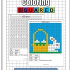 Holiday: Easter Math Coloring