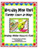 Cinco de Mayo Holiday Mini Unit